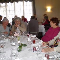 Club des anciens  - repas du printemps 2013 2