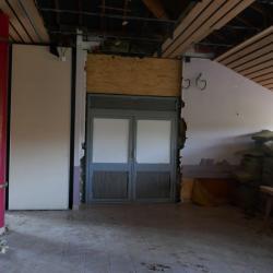 Nouvelle porte deuxième Salle